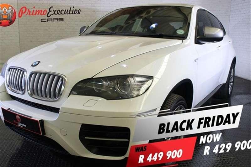 BMW X Series SUV X6 M50d 2013
