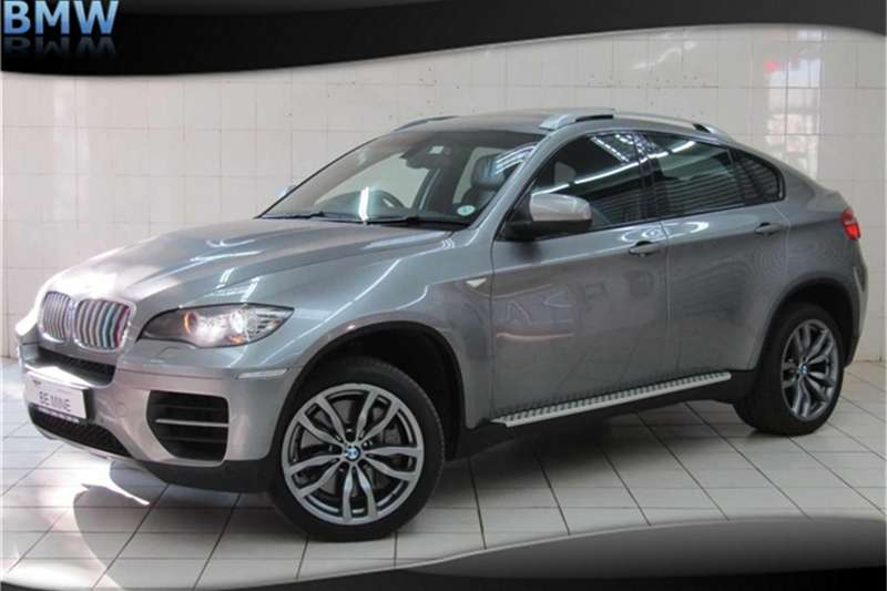 BMW X Series SUV X6 M50d 2014