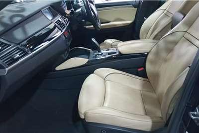 2010 BMW X series SUV X6 xDrive35d
