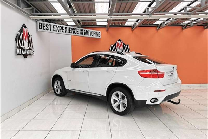 Used 2009 BMW X Series SUV X6 xDrive35i