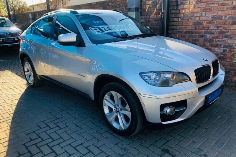 BMW X Series SUV X6 xDrive35i 2010