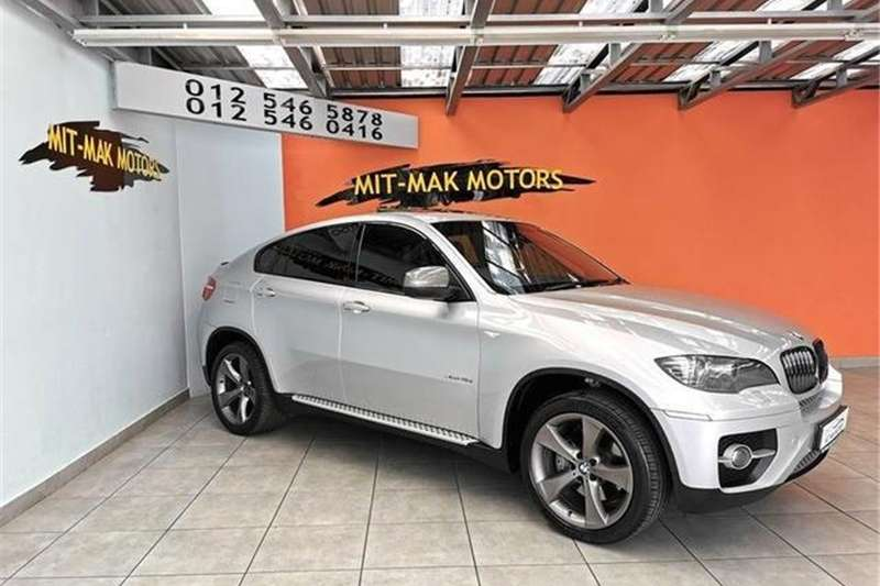 BMW X Series SUV X6 xDrive40d 2011