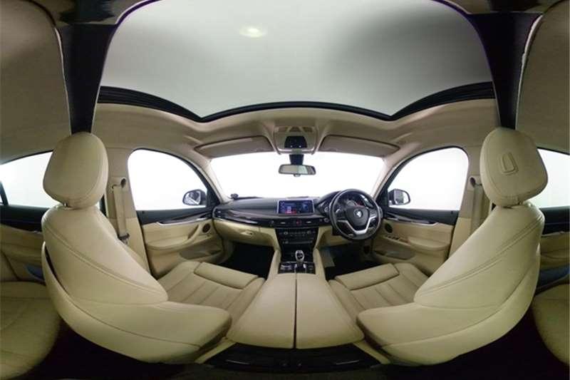 2017 BMW X series SUV X6 xDrive40d