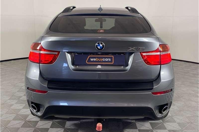 2011 BMW X series SUV X6 xDrive40d Exclusive
