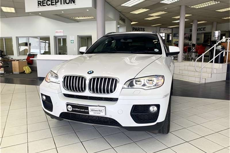 BMW X Series SUV X6 xDrive40d Innovations 2013