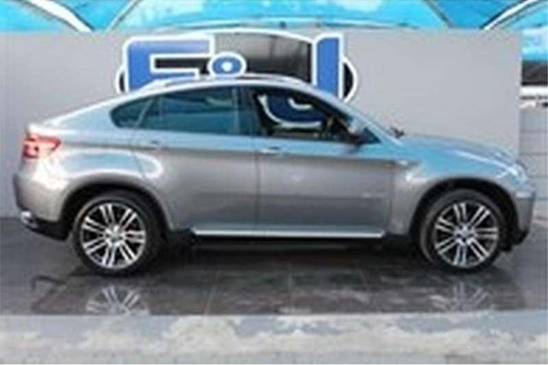 BMW X Series SUV X6 xDrive40d M Sport 2012