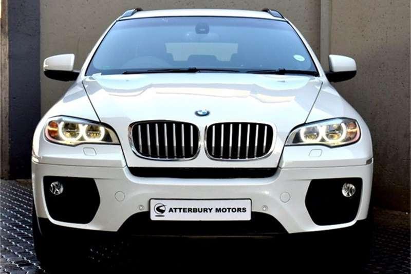 Used 2013 BMW X Series SUV X6 xDrive40d M Sport