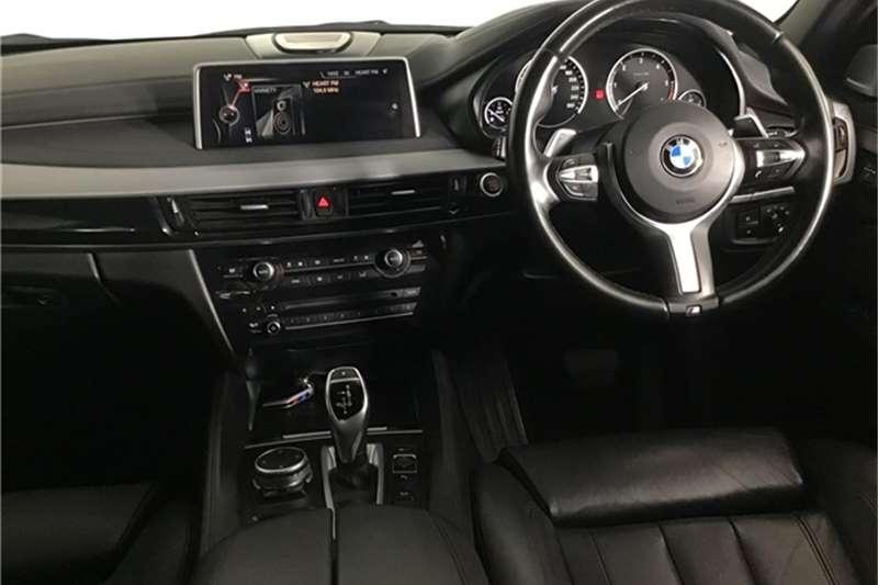 BMW X Series SUV X6 xDrive40d M Sport 2016