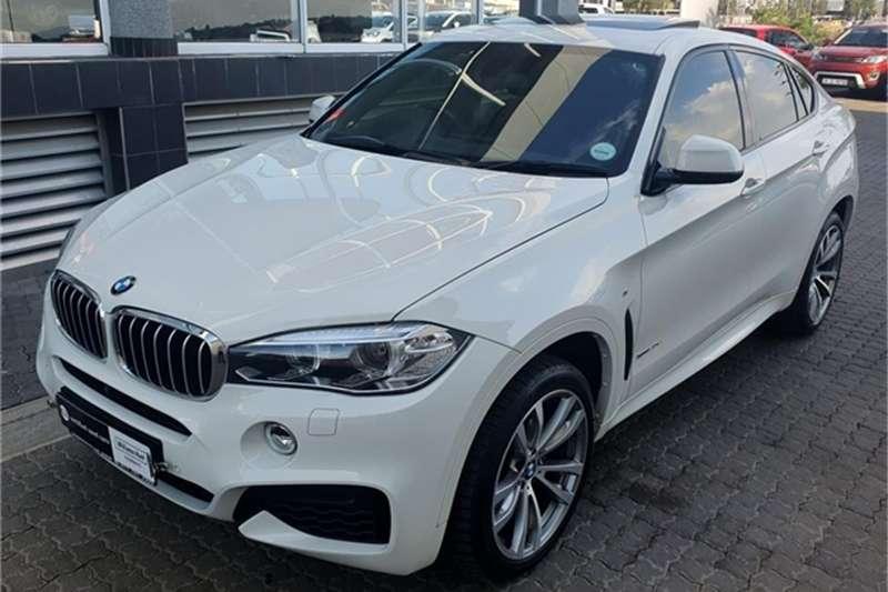 BMW X series SUV X6 xDrive40d M Sport 2017