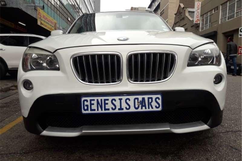 BMW X1 1 series 2012