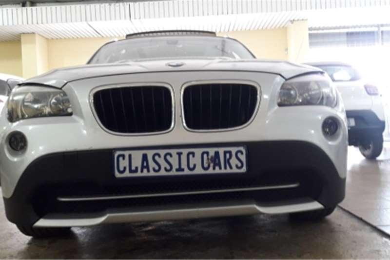 BMW X1 2.0 auto 2011