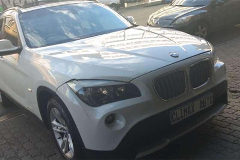 BMW X1 23 d 2011
