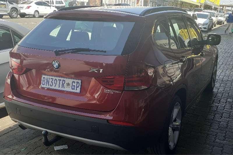BMW X1 BMW Xi 3.0d auto Diesel 2011