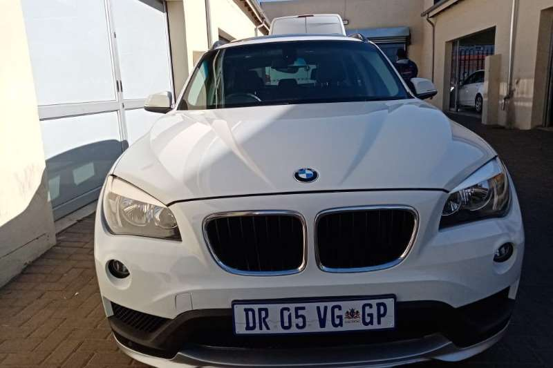 2015 BMW X1 sDrive20d