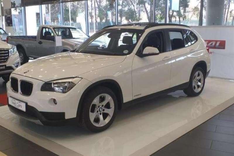 2013 BMW X1 sDrive20i auto