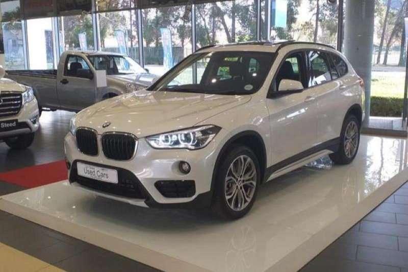 2019 BMW X1 sDrive20d Sport Line auto