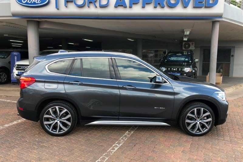 2018 BMW X1 sDrive20d xLine auto