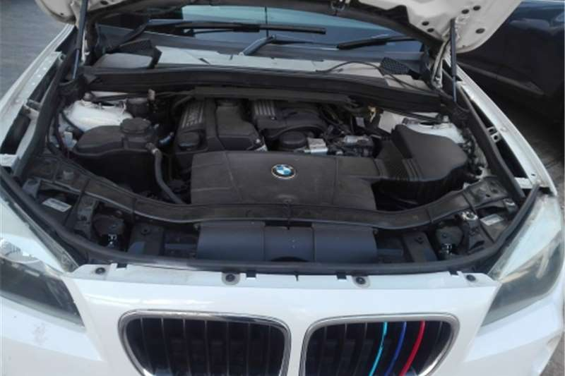Used 2012 BMW X1 sDRIVE18d A/T (F48)