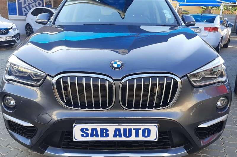 BMW X1 sDRIVE18d A/T (F48) 2016