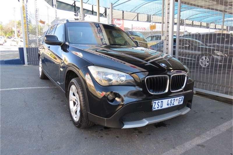 BMW X1 sDRIVE18i 2010