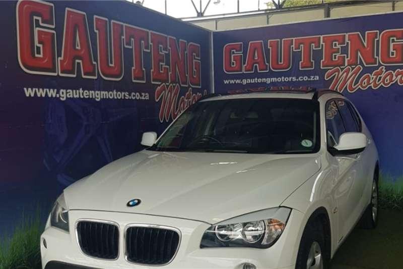 BMW X1 sDRIVE18i A/T (F48) 2010