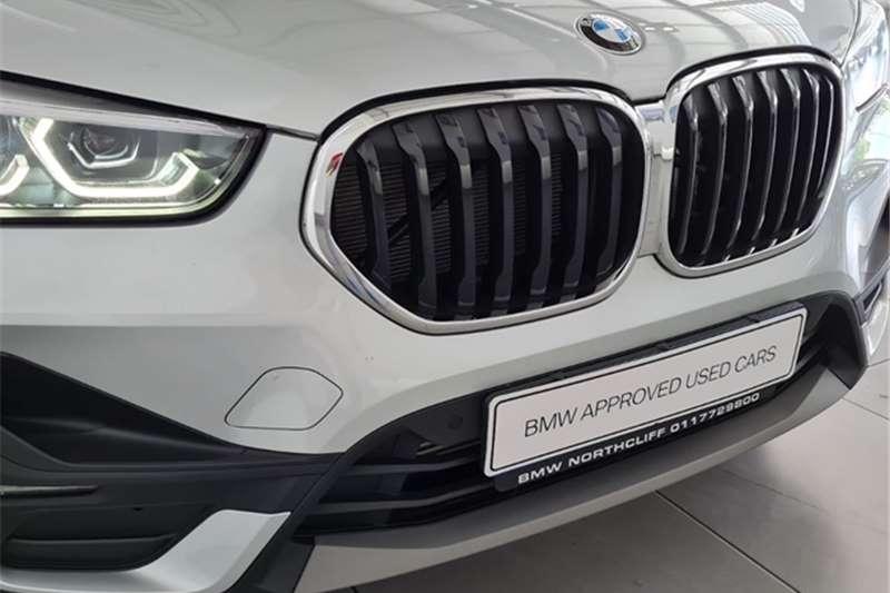 BMW X1 sDRIVE18i A/T (F48) 2020