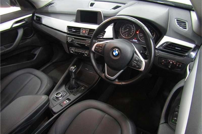 Used 2017 BMW X1