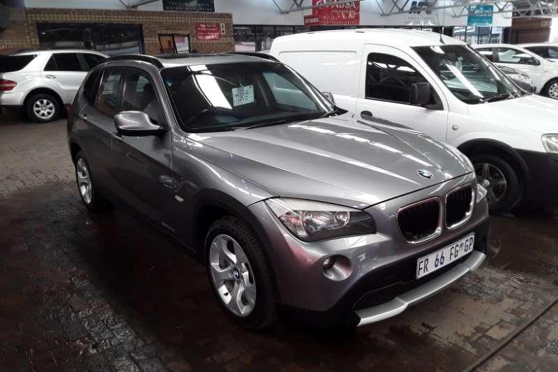 BMW X1 sDRIVE20d  A/T (F48) 2011