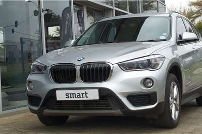 Used 2018 BMW X1 sDRIVE20d  A/T (F48)