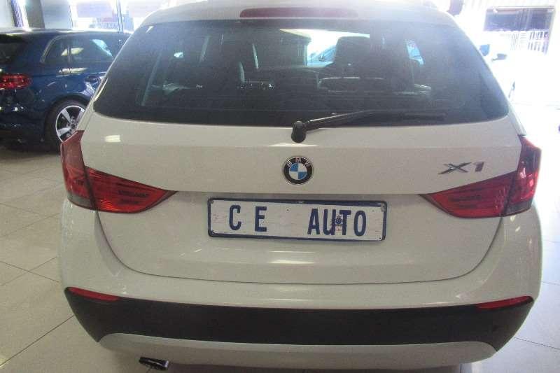 BMW X1 sDrive20d auto 2010