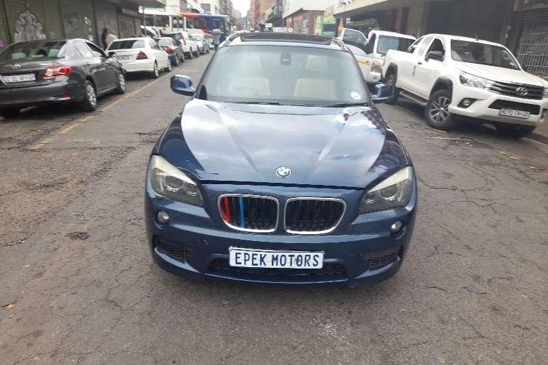 Used 2011 BMW X1 sDrive20d auto