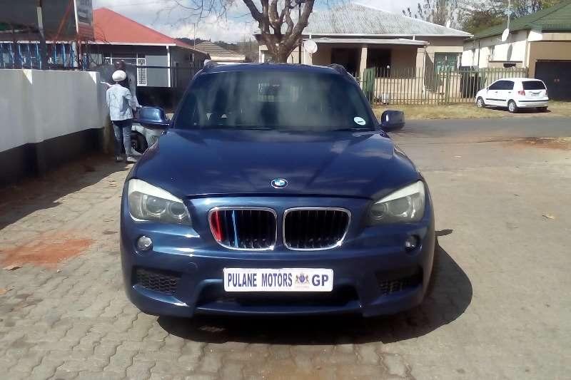 2011 BMW X1 X1 sDrive20d auto