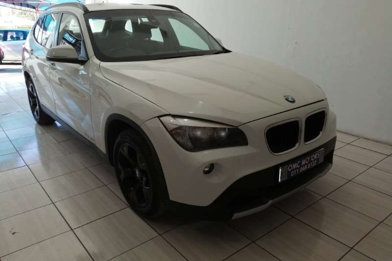 BMW X1 sDrive20d auto 2013