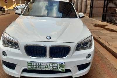 Used 2014 BMW X1 sDrive20d auto