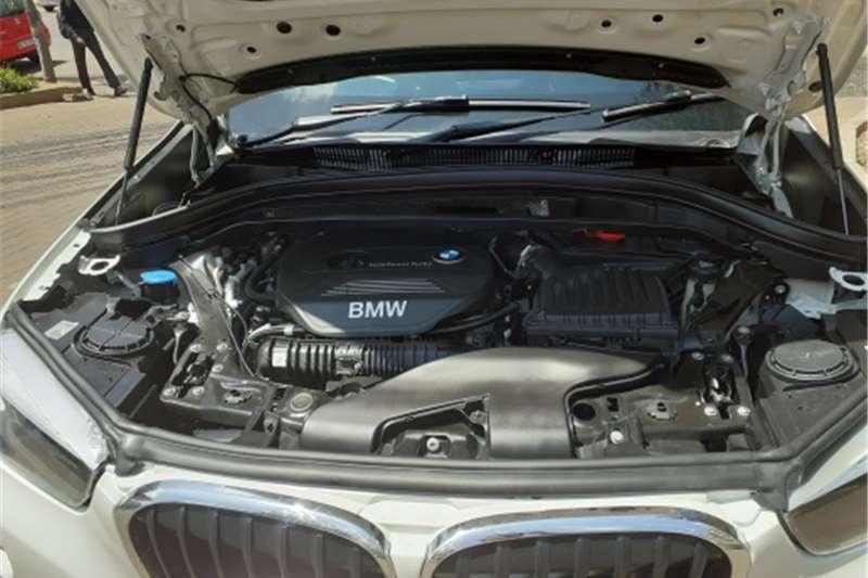 BMW X1 sDrive20d auto 2016