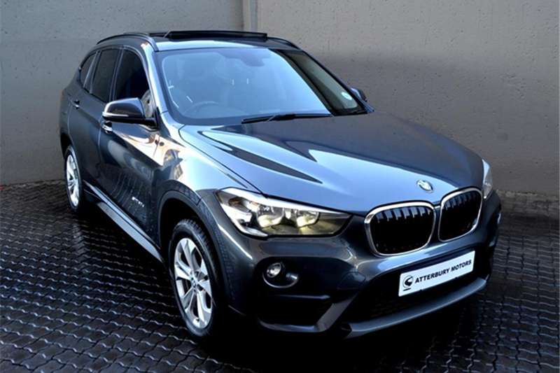 BMW X1 sDRIVE20d (F48) 2017