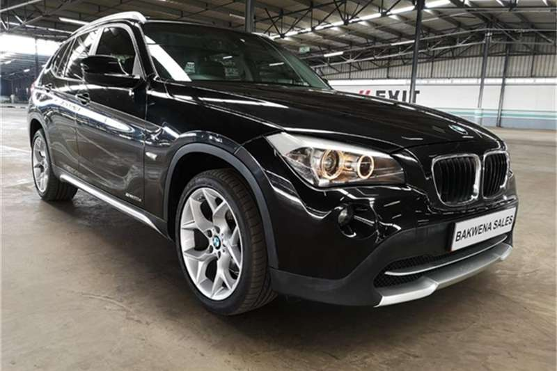 BMW X1 sDRIVE20d INNOVATIONS 2010