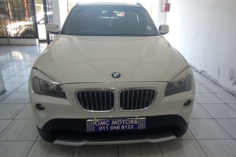 BMW X1 sDrive20d M Sport 2011