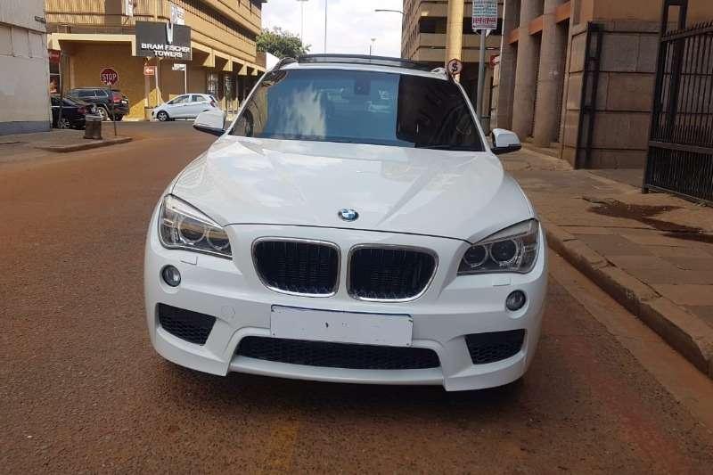 BMW X1 sDrive20d M Sport 2014