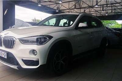 BMW X1 sDRIVE20d xLINE  A/T (F48) 2016