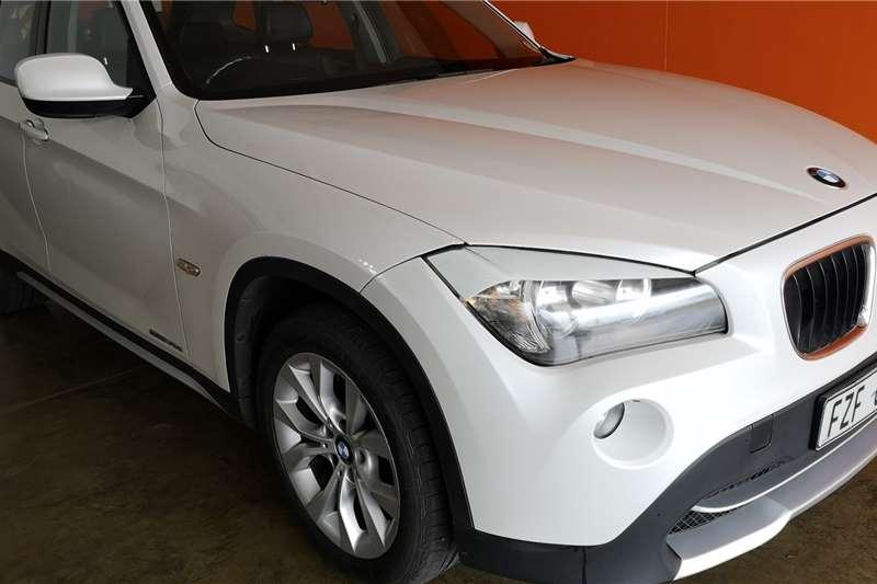 BMW X1 sDrive20d xLine auto 2012