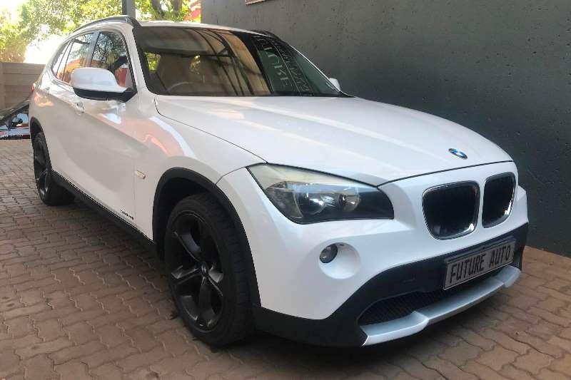 BMW X1 sDRIVE20i A/T (F48) 2012
