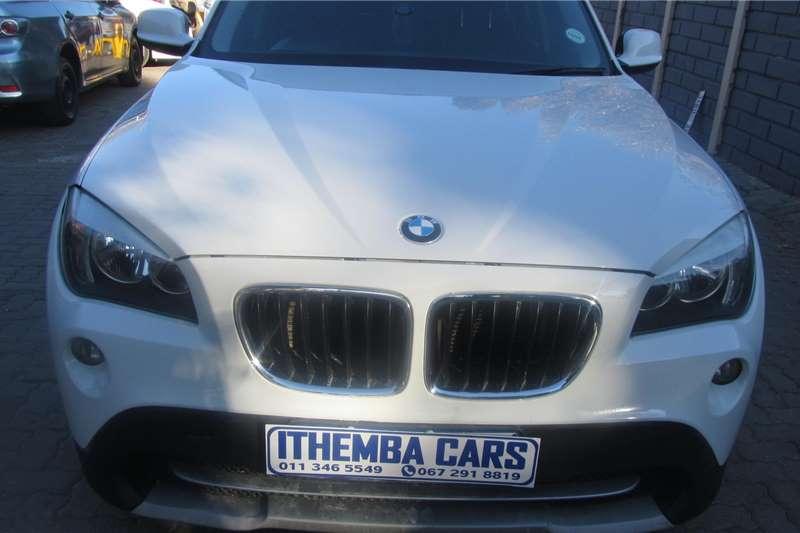 BMW X1 sDrive20i auto 2012