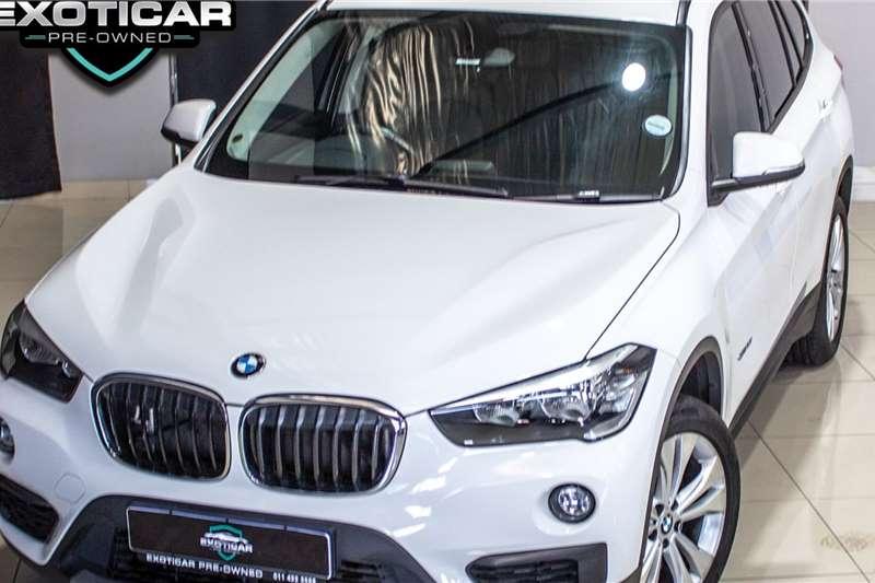 2016 BMW X1 X1 sDrive20i auto