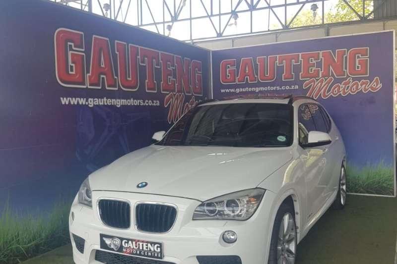 BMW X1 sDrive20i M Sport auto 2013