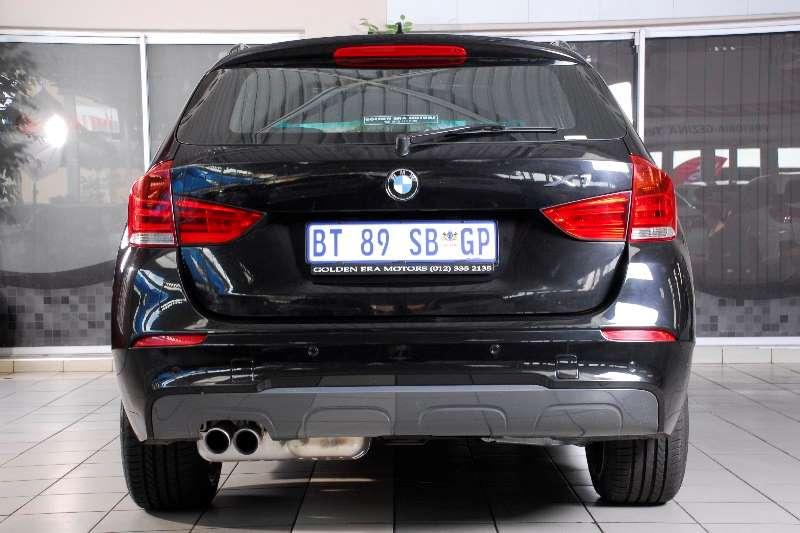 BMW X1 X Drive 2.8 M Sport auto 2012
