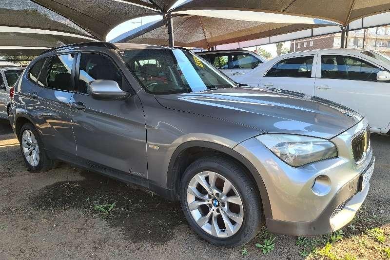 Used 2011 BMW X1 xDrive20d auto