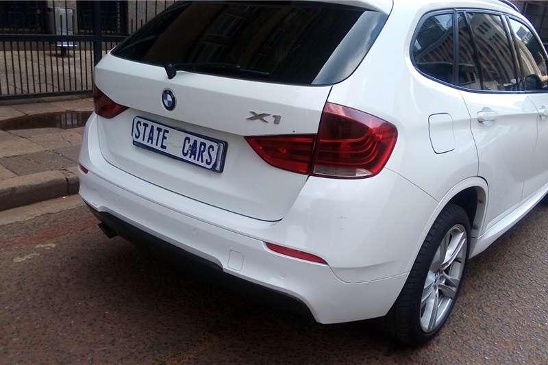 2014 BMW X1 X1 xDrive20d auto