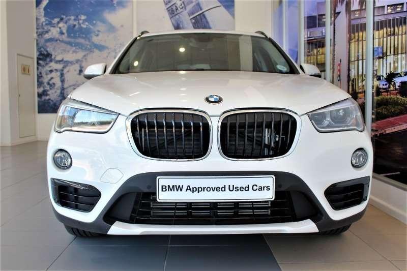 BMW X1 xDrive20d auto 2017