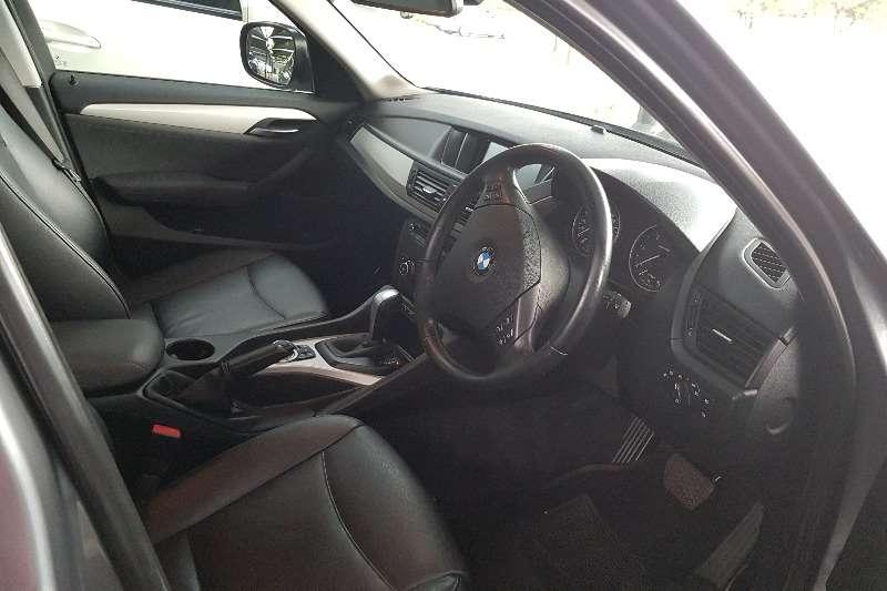 BMW X1 xDrive20d xLine auto 2011